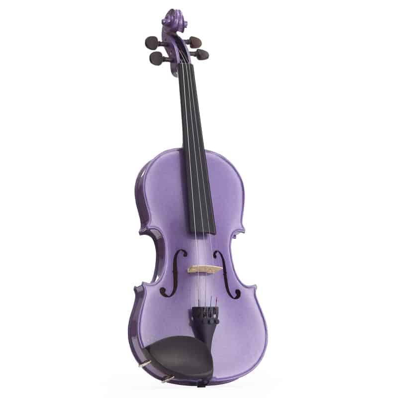 Stentor Harlequinn 4/4 Lilac