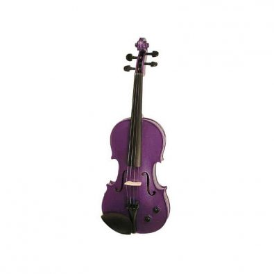 Stentor Harlequinn 4/4 Electric Purple