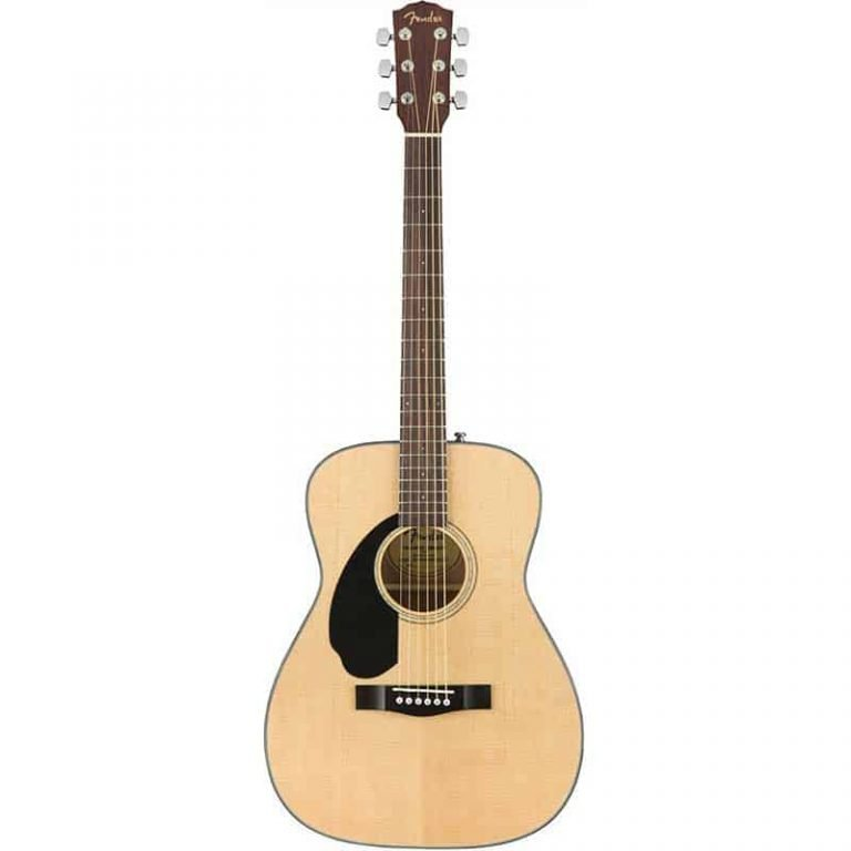 Fender CC60S Left Hand Natural