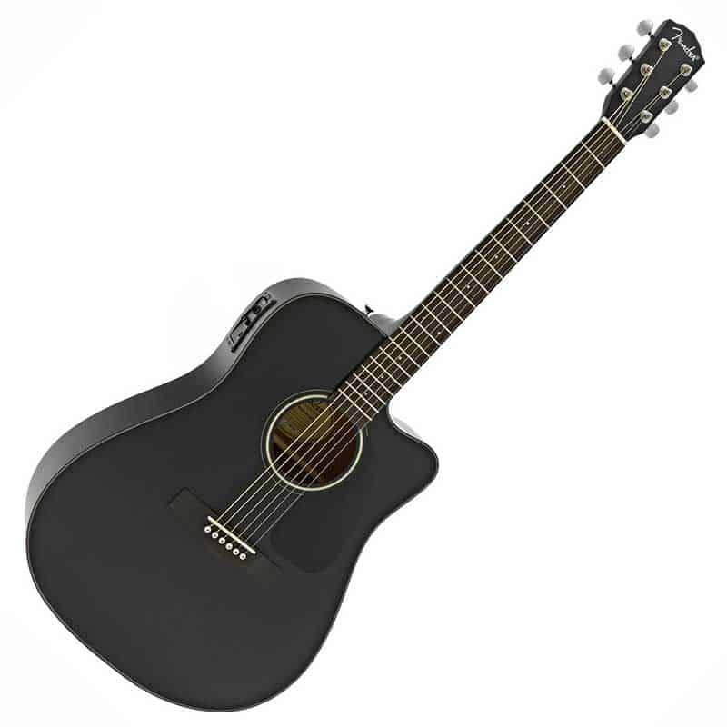 Fender CD140 SCE Black