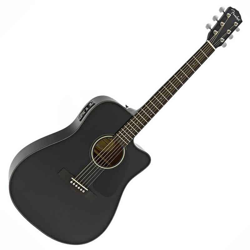 Fender CD140 SCE Black