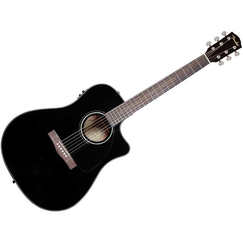 Fender CD60SCE Black