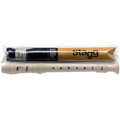 Stagg Descant Recorder