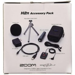 Zoom H2 accessory Pack