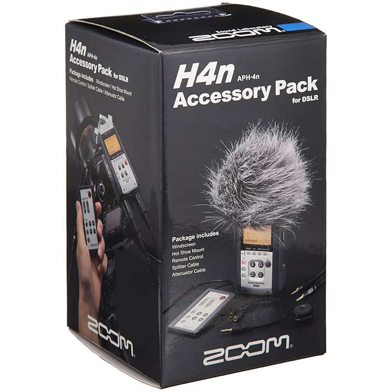 Zoom Accessory Pack H4NSP
