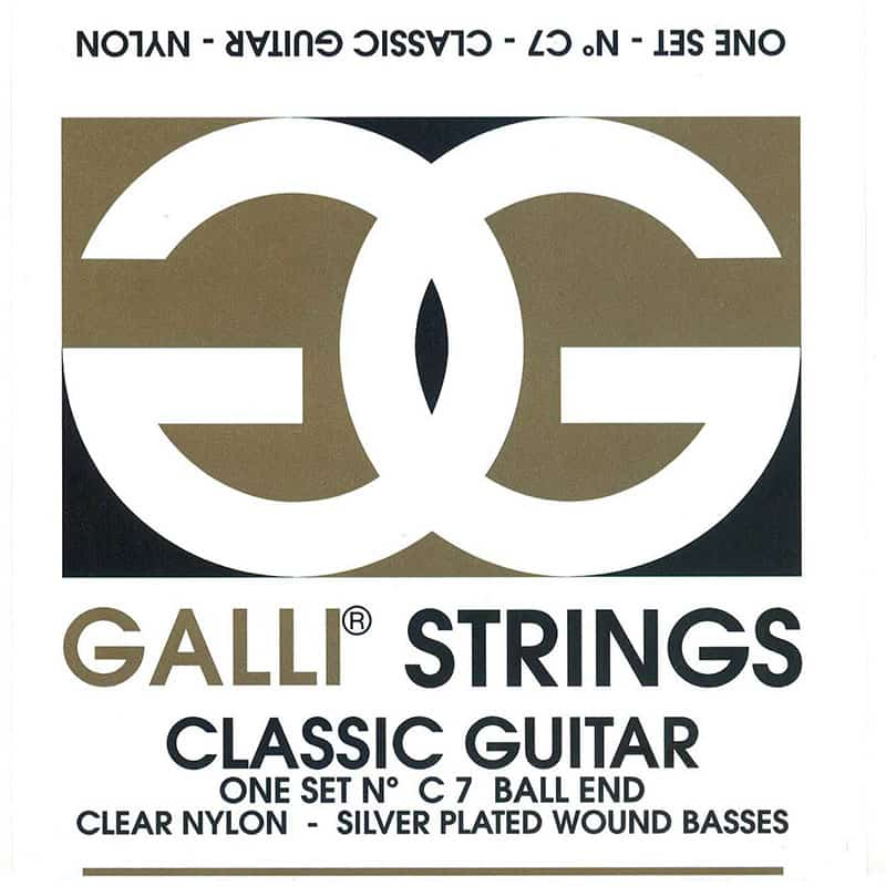 Galli Classical Strings Ball End Set