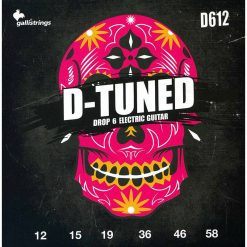 Galli D Tuned Electric Guitar Strings