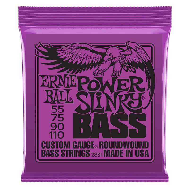Ernie Ball Nickle Bass Power Slinky 55-110