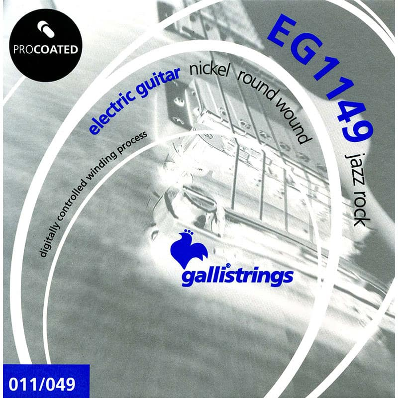 Galli Electric Strings 11s Pro Coated