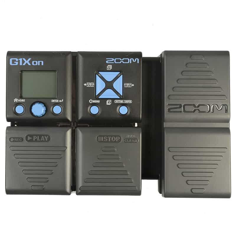 Zoom G1XON Guitar FX EXP Pedal
