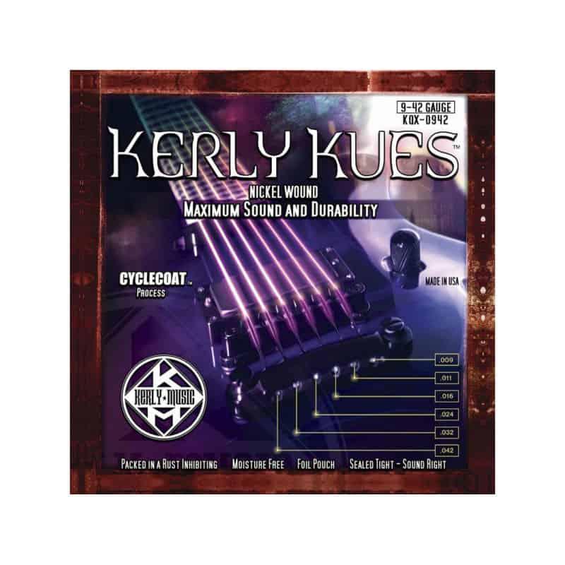KERLY KUES NICKEL 9-42