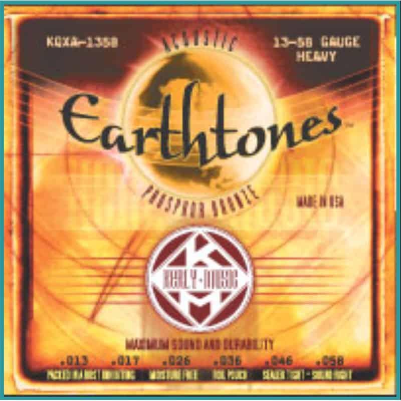 EARTHTONES PHOSPHOR BRONZE 13-58