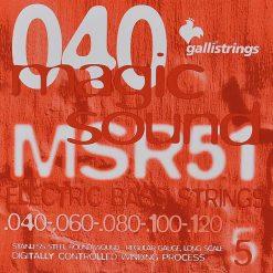GALLI BASS MAGIC SOUND 5 40-120