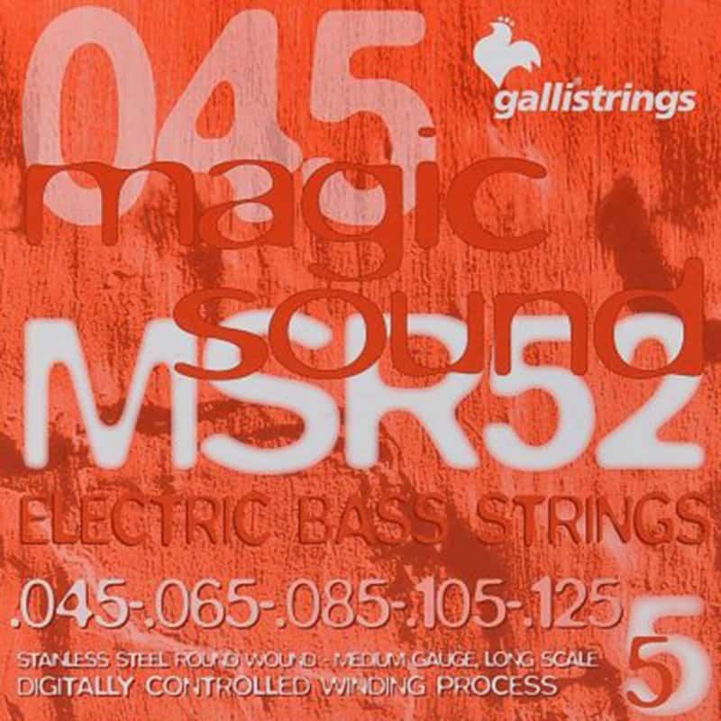 GALLI BASS MAGIC SOUND 5 30-125
