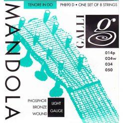 Galli Mandola Strings