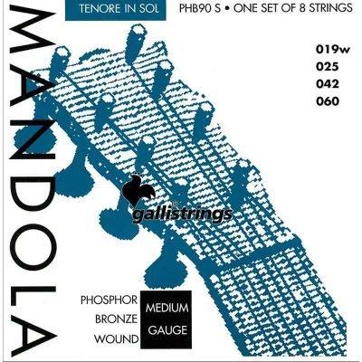 Galli mandola contralto set of strings