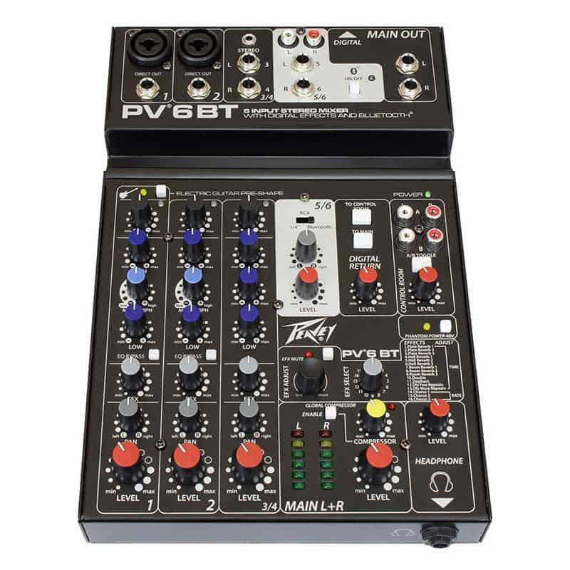 Peavey PV6 Bluetooth