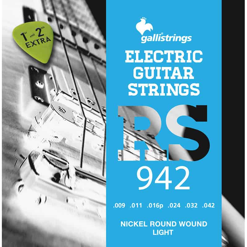 Galli Electric Strings 9s