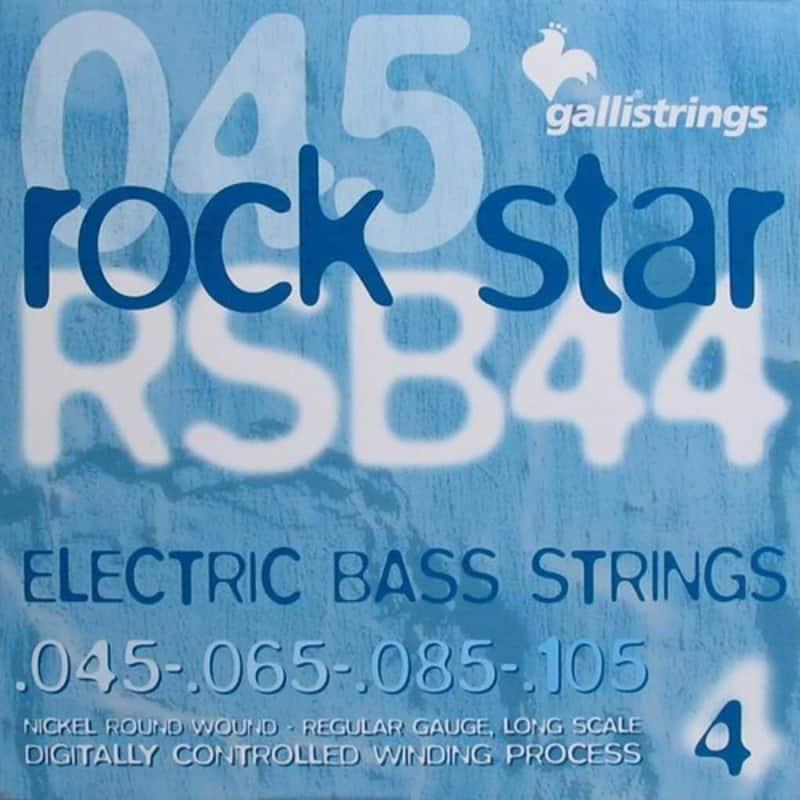 GALLI 45-105 ROCK STAR BASS STRINGS