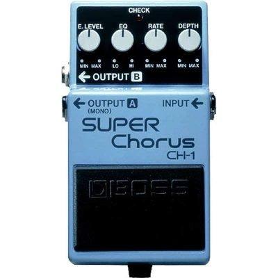 Boss CH1 Super Chorus