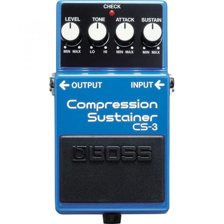 Boss CS3 Compressor