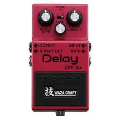 Boss DM2 Delay Waza Craft Edition