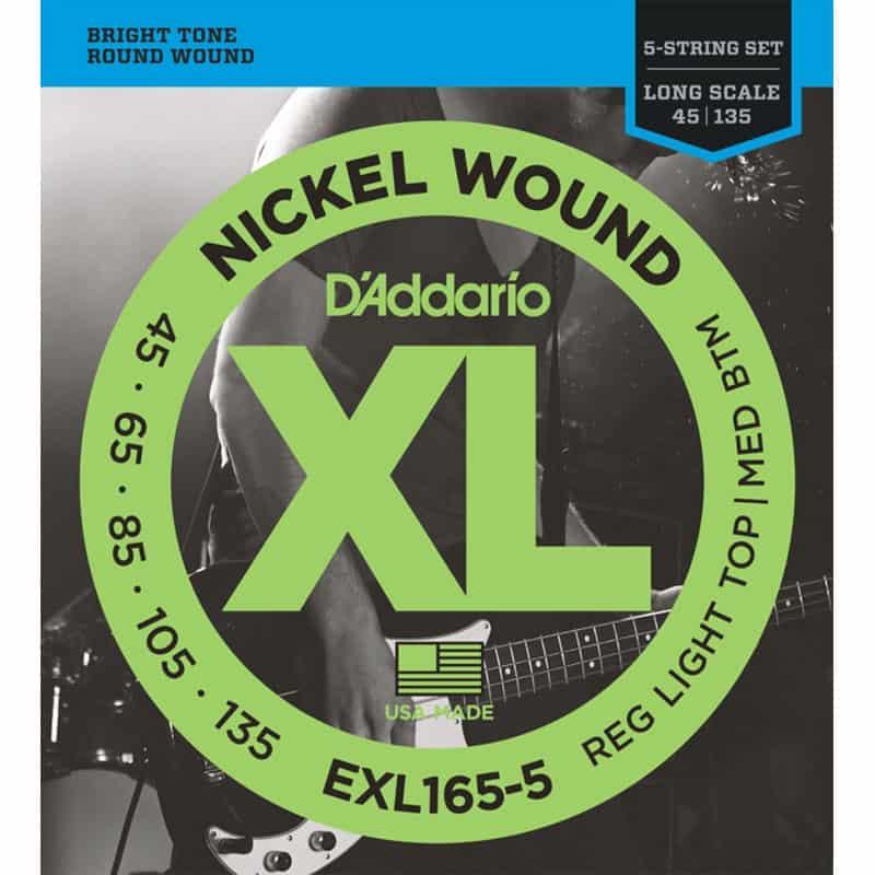 D'addario EXL1655