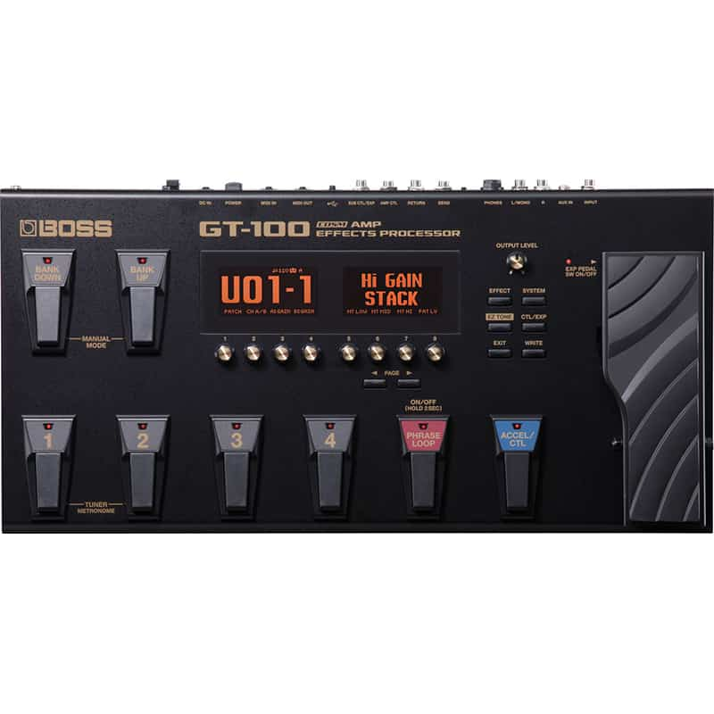Boss GT100 Multi Effects