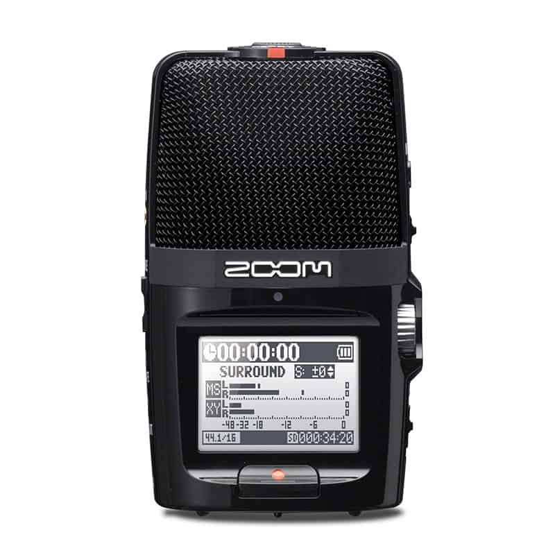 H2 Zoom 2 Track Recording Unit NEW