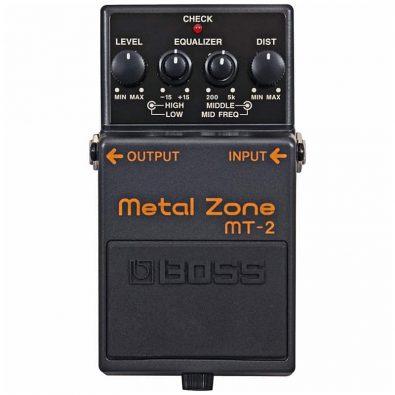Boss MT2 Heavy Metal Zone