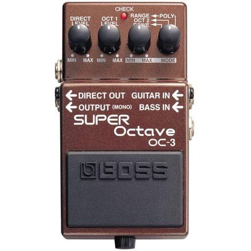 The BOSS OC-3 Super Octave