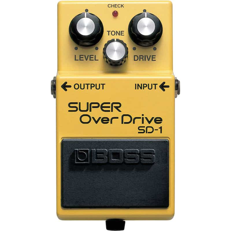 Boss SD1 Overdrive