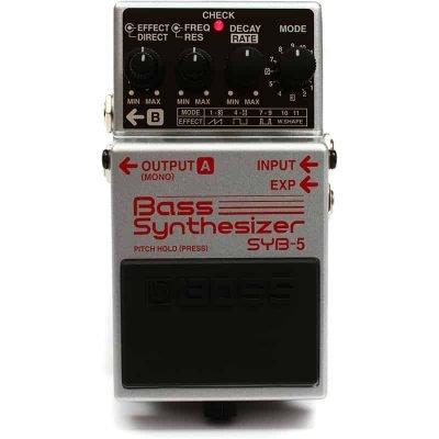 Boss SYB5 Bass Synth