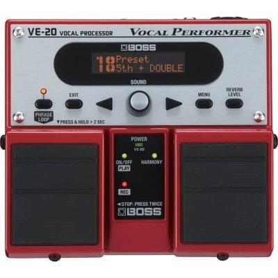 Roland Vocal Processor