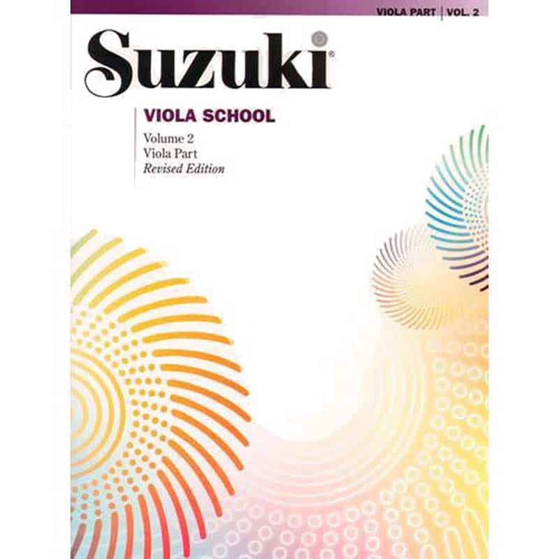 Suzuki Viola School Vol. 2