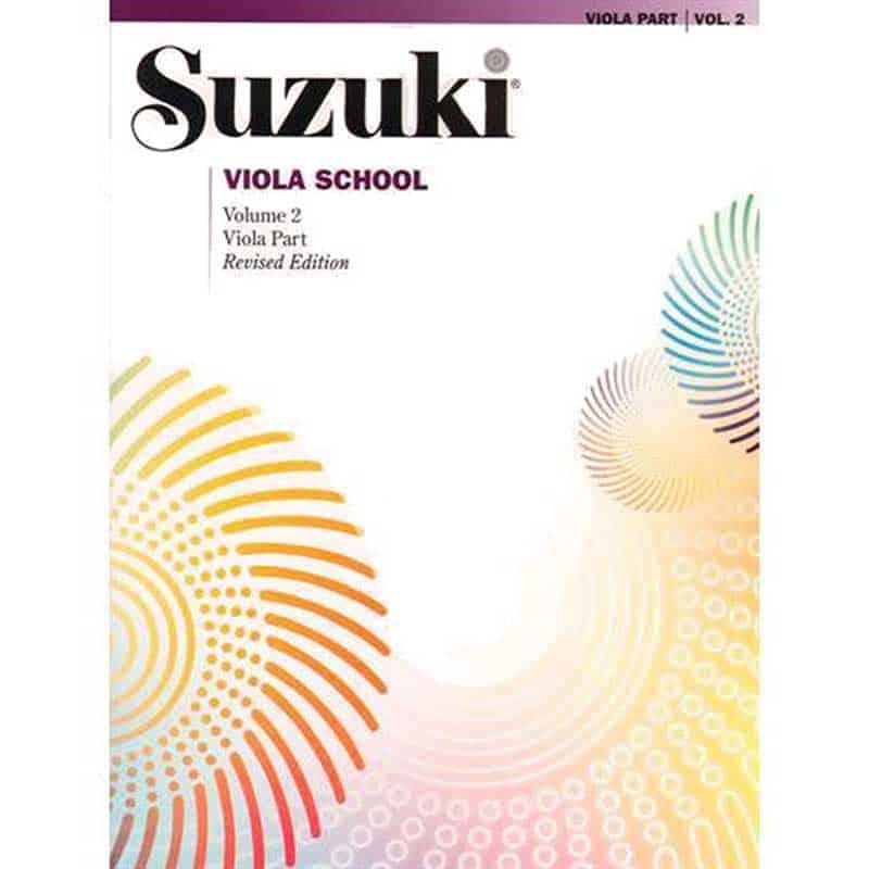 Suzuki Viola School Vol. 2