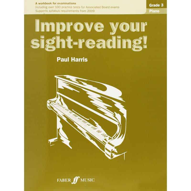 Improve your sightreading piano grd3