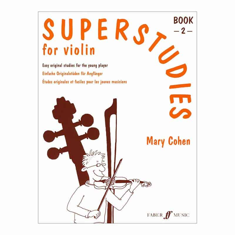 Superstudies Violin Book 2