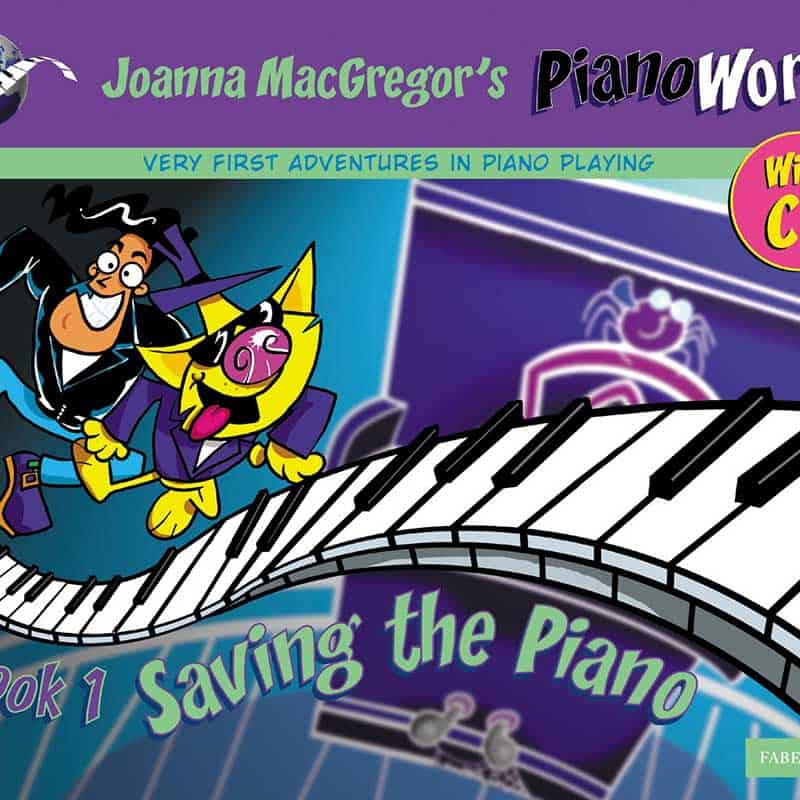 Piano World Book 1 Saving The Piano