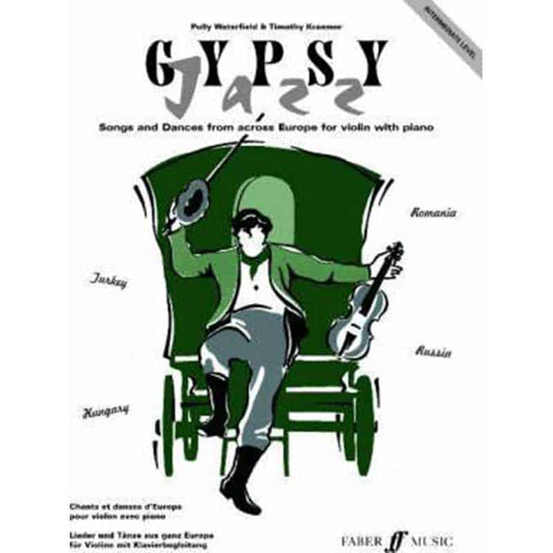 Gypsy Jazz Intermediate Level