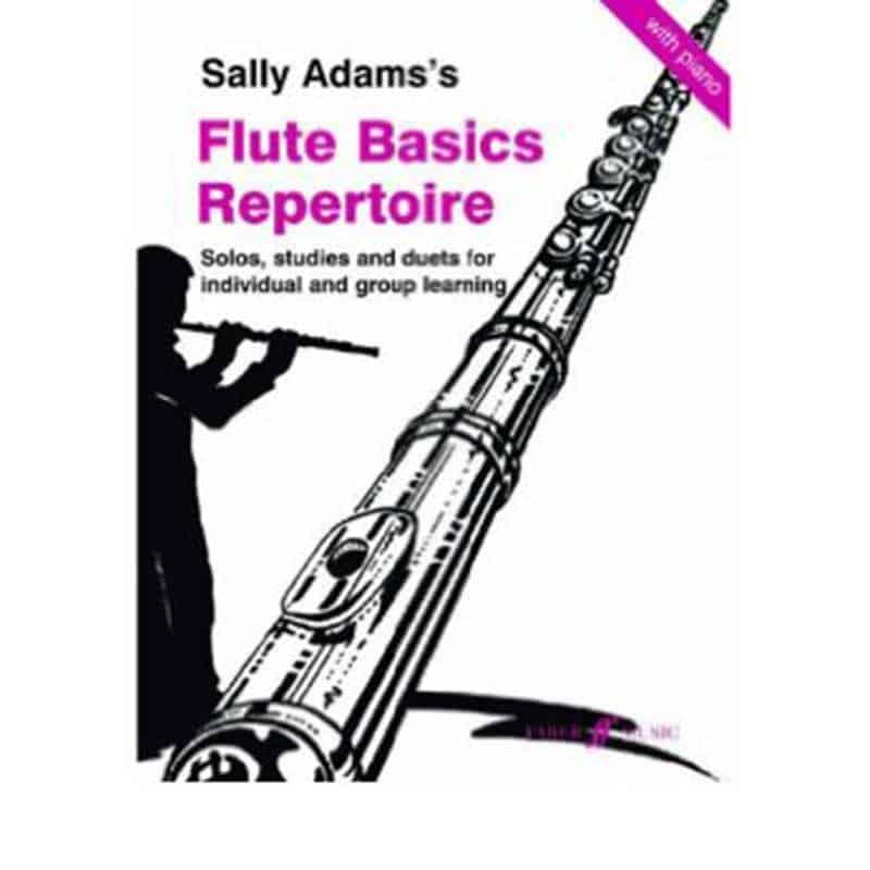 Flute Basics Repetoire