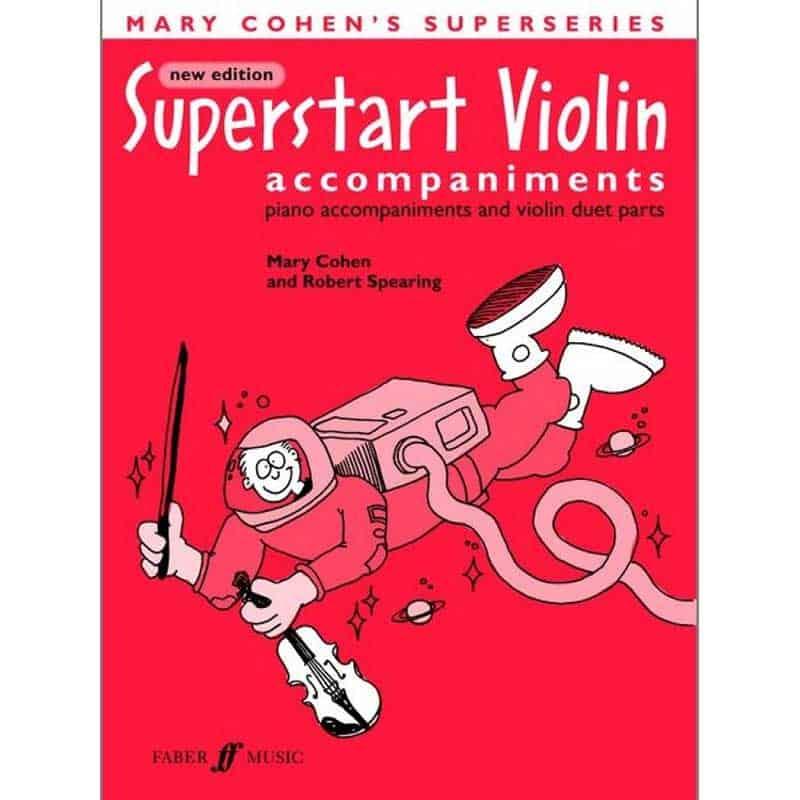 Superstart Violin 2 Pno Accomp & Violin Duets