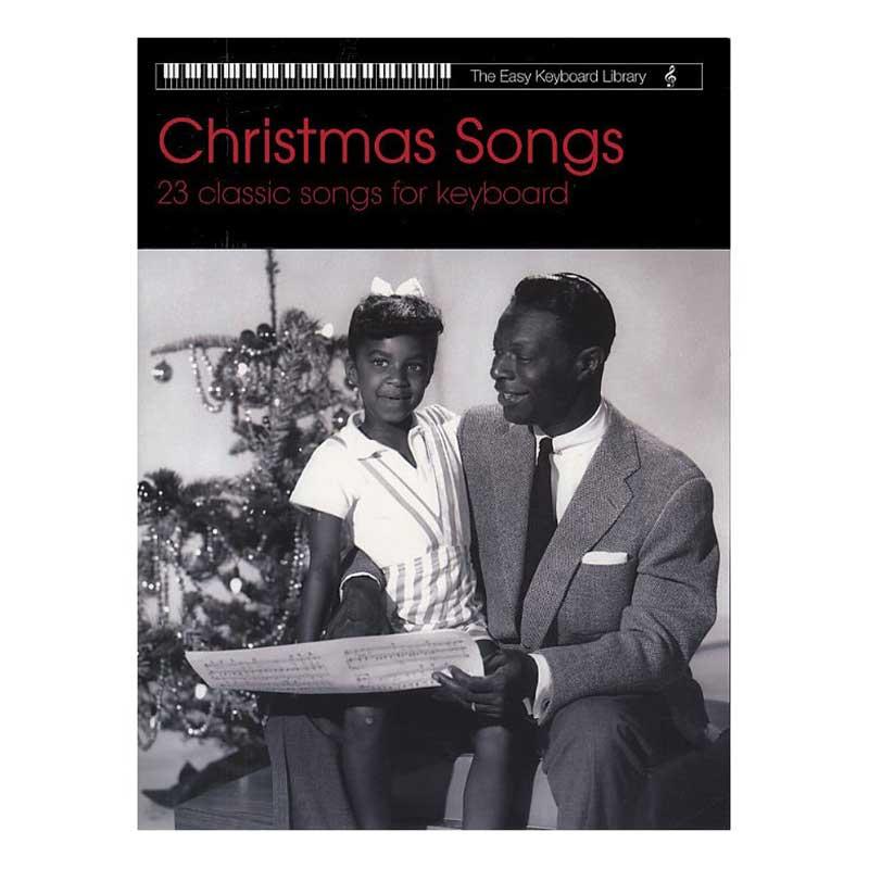 Easy Keyboard Library Christmas Songs