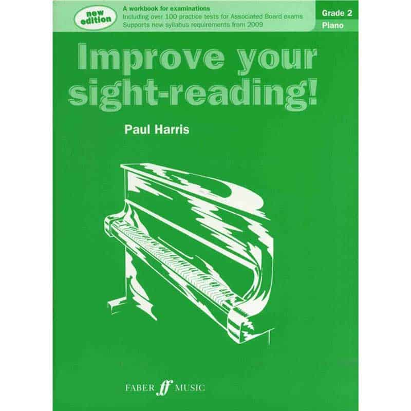 Improve Your Sight Reading Piano Gr 2 New
