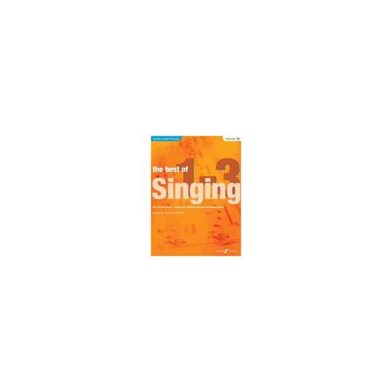 Best Of Singing Grades 1 - 3 High Voice