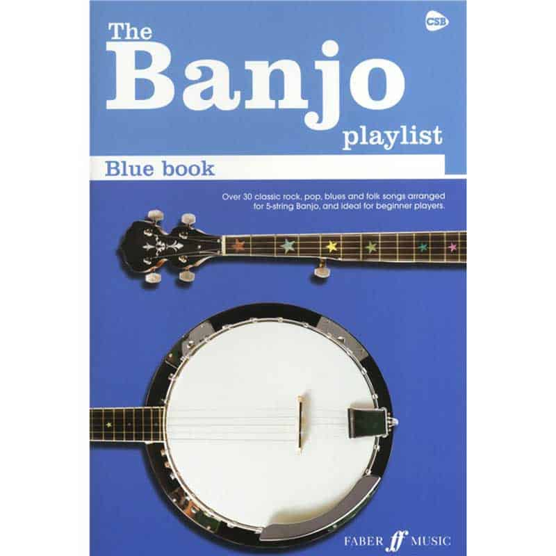 Banjo Playlist Blue Book