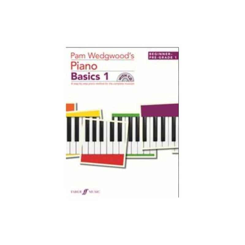 Piano Basics 1 & Cd Pam Wedgwood