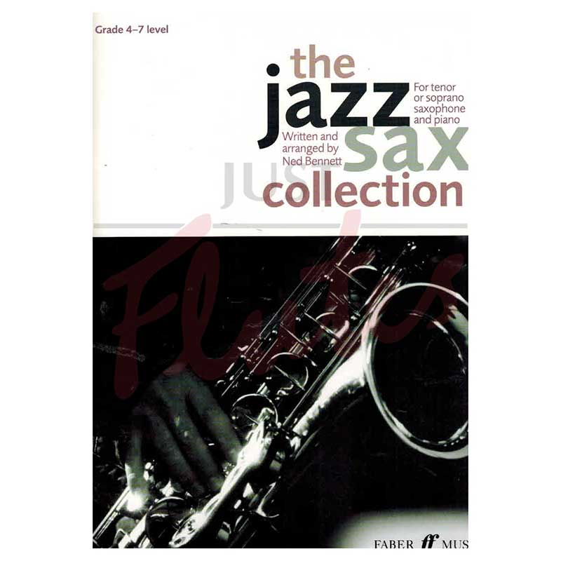 Jazz Sax Collection Tenor Sax