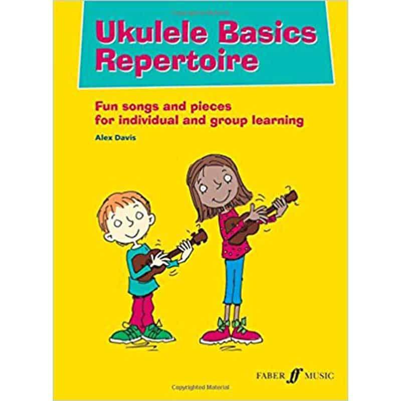 Ukulele Basics Repertoire