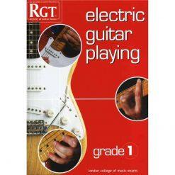 Rgt Electric Guitar Playing Grade 1